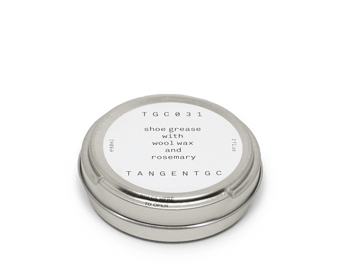 Tangent GC Shoe grease 60ml. TANGENT GC. Compendium Design Store. AfterPay, ZipPay accepted.