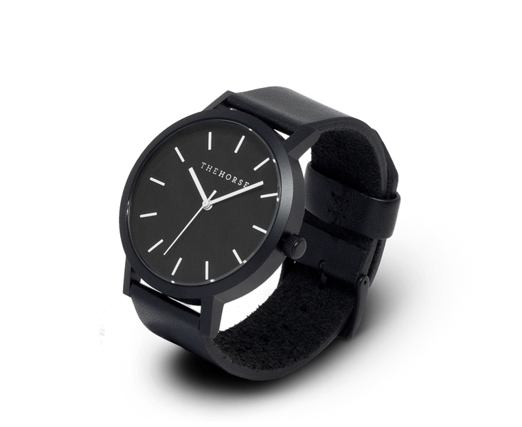 A6 The Horse Original watch in Black