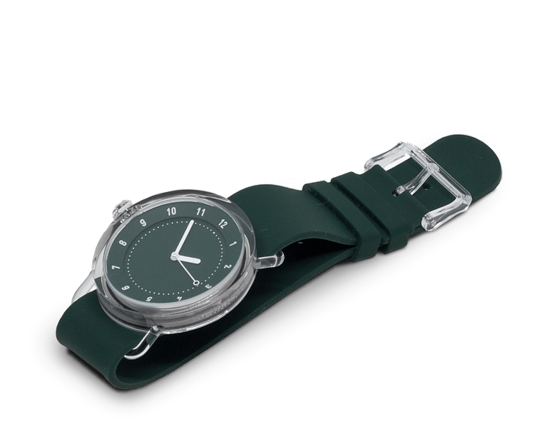TID Watch No. 03 in Green