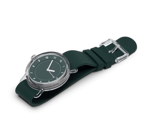 TID Watch No. 03 in Green. TID Stockholm. Compendium Design Store. AfterPay, ZipPay accepted.