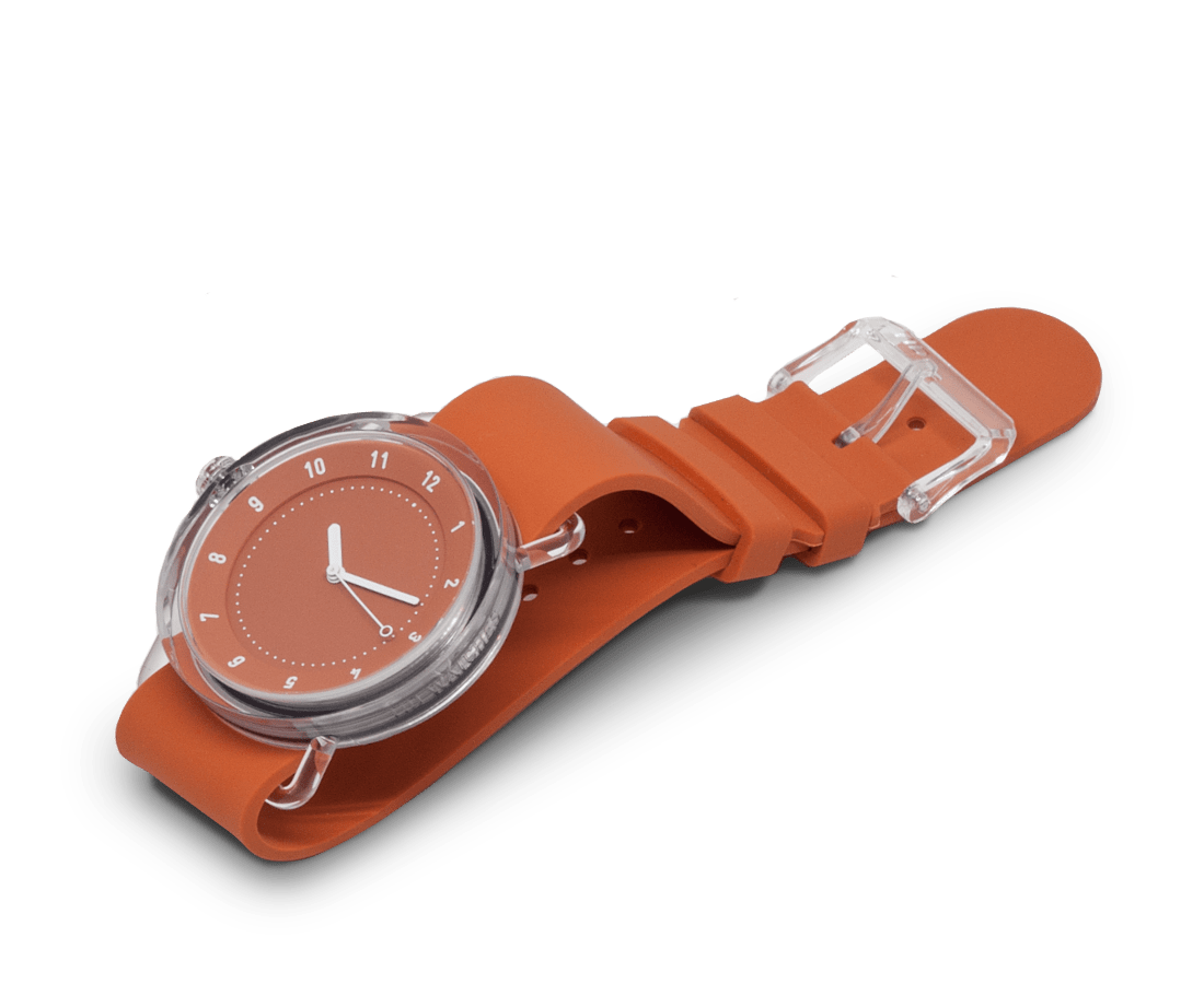 TID Watch No. 03 in Orange.Compendium Design Store, Fremantle. AfterPay.