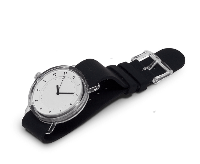 TID Watch No. 03 in White