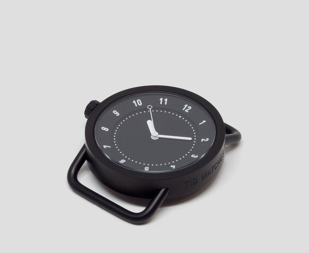 TID Stockholm Watches No 1 36mm watch Black (wristband not included) TID No. 01 Watches · 36mm & 40mm