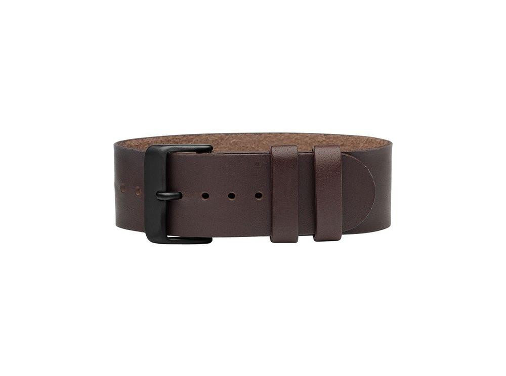 TID Stockholm Watches Walnut wristband w/Black TID No. 01 Watches · 36mm & 40mm