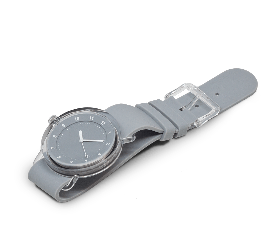 TID Watch No. 03 in Grey. TID Stockholm. Compendium Design Store. AfterPay, ZipPay accepted.