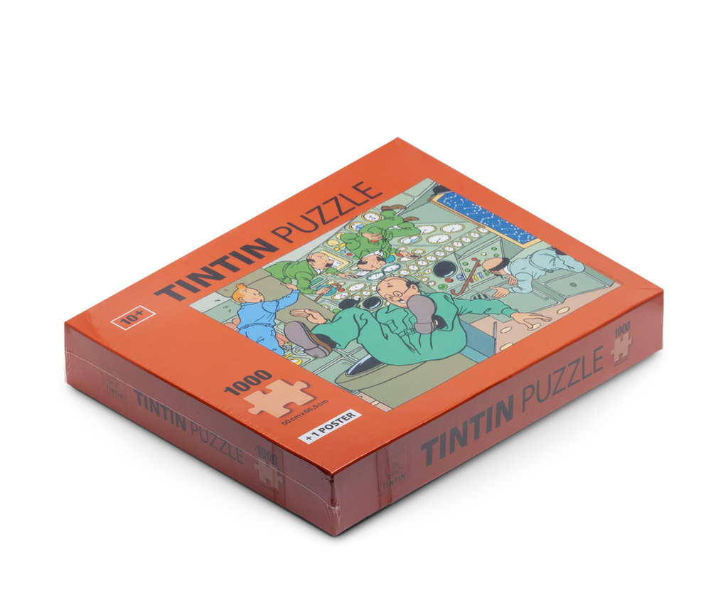 Tintin Puzzle · Weightlessness. Compendium Design Store, Fremantle. AfterPay, ZipPay accepted.