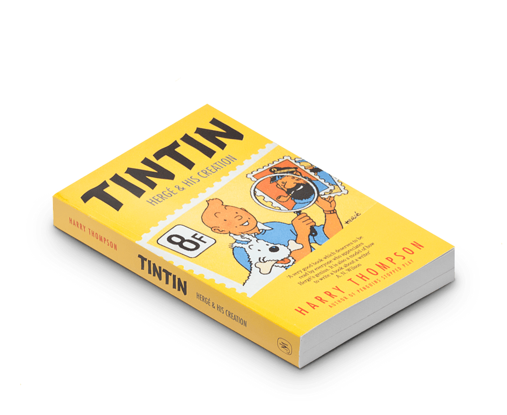 Tintin: Herge and his Creation. Moulinsart. Compendium Design Store. AfterPay, ZipPay accepted.