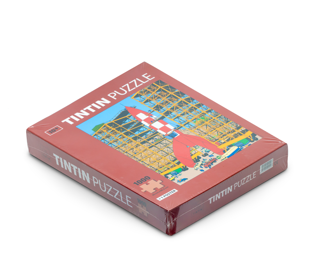 Tintin Puzzle · Ready for Take Off. Compendium Design Store, Fremantle. AfterPay, ZipPay accepted.
