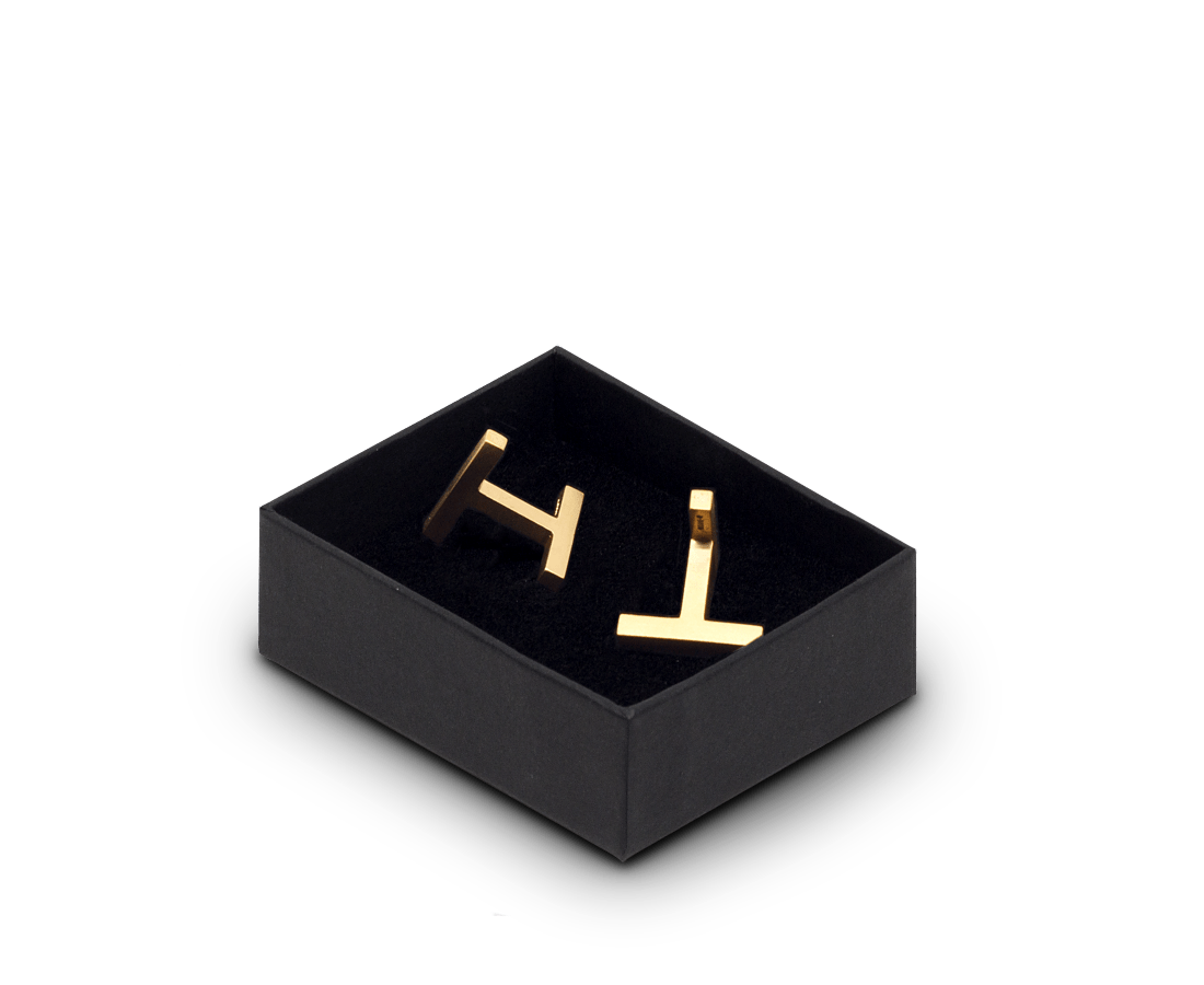 Tom Pigeon Béton Series Cufflinks · Gold. Tom Pigeon. Compendium Design Store. AfterPay, ZipPay accepted.