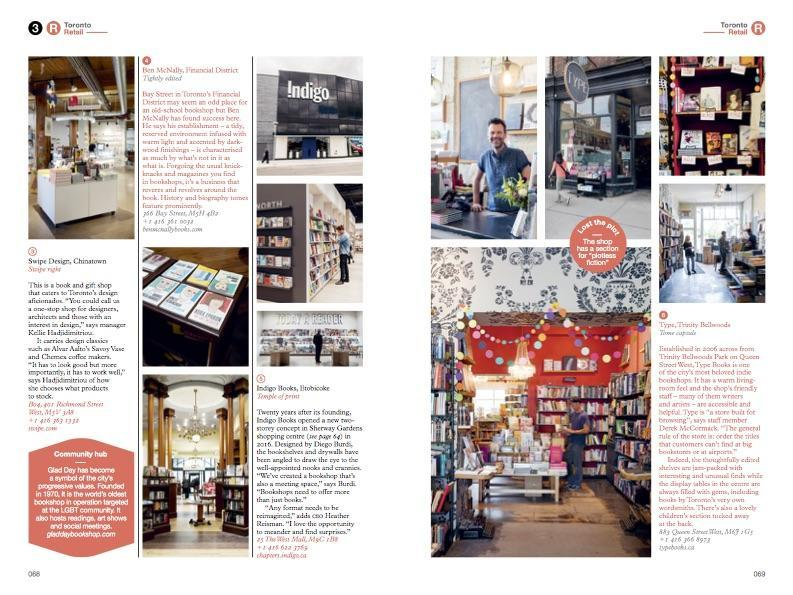 The Monocle Travel Guide No. 17 Toronto. Compendium Design Store, Fremantle. AfterPay, ZipPay accepted.
