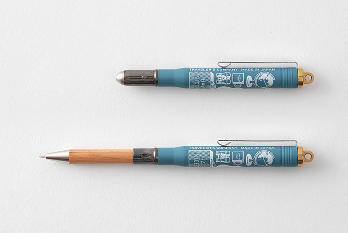 Travelers Company Japan Ltd Ed. 'Travel Tools' · Brass Ballpoint Pen. Compendium Design Store, Fremantle. AfterPay, ZipPay accepted.
