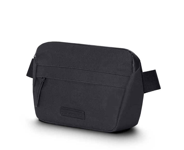 Stealth Series - Jacob Sling Bag in Black