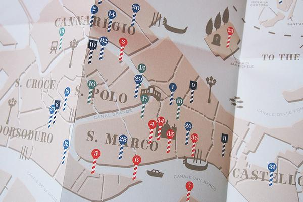 Venice: Step Lightly. City Guide & Map by Herb Lester. Herb Lester. Compendium Design Store. AfterPay, ZipPay accepted.