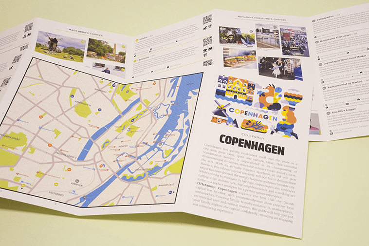 Viction:ary Books CITIxFAMILY · Family Travel Guide to Copenhagen