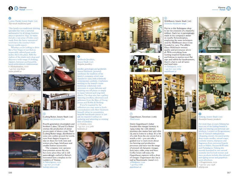 The Monocle Travel Guide No. 12 Vienna. Compendium Design Store, Fremantle. AfterPay, ZipPay accepted.