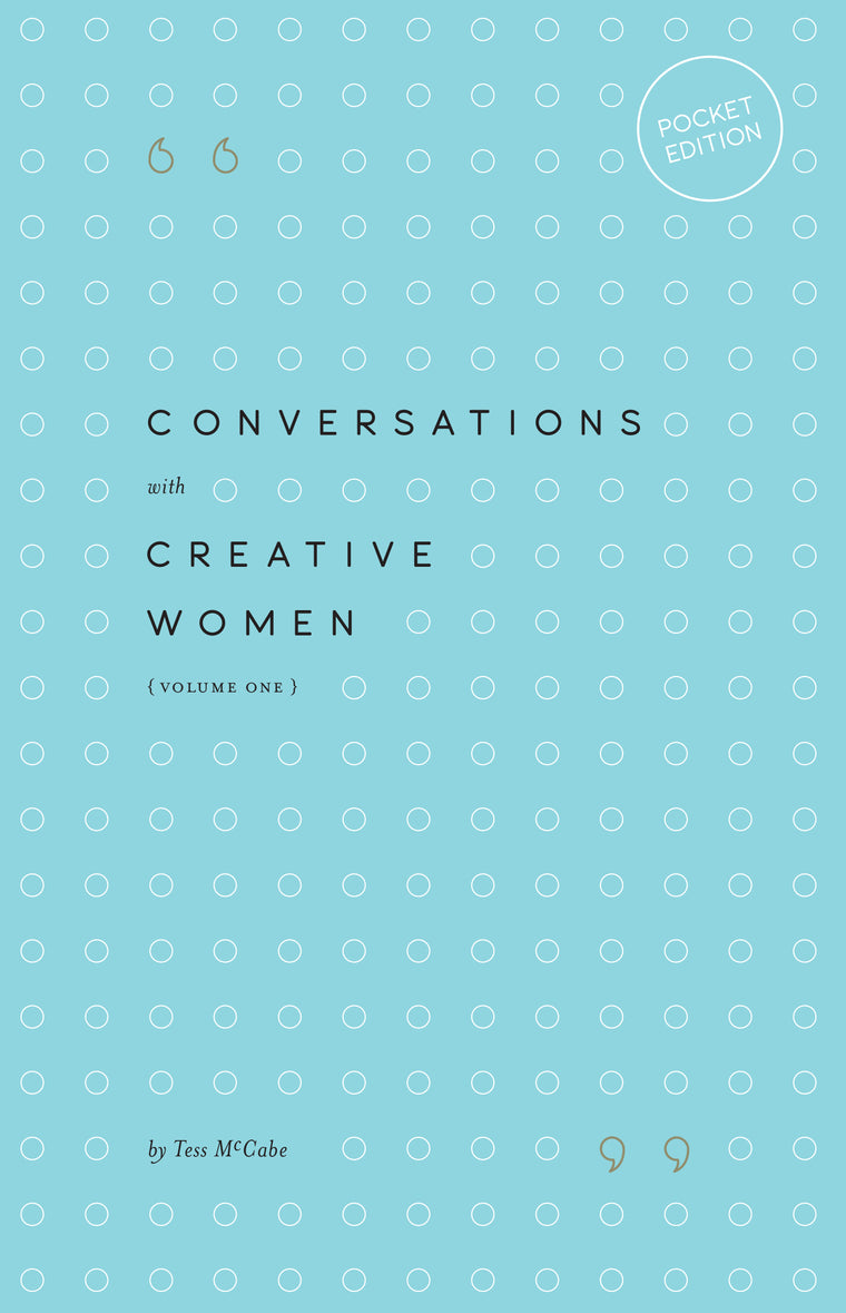 Conversations with Creative Women Vol. 2 Pocket Edition