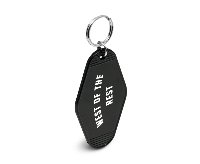 Freo Goods Co 'West Of The Rest' Key Fob