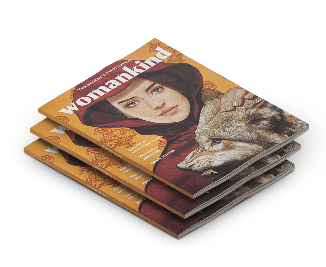 Womankind magazine · Issue 13