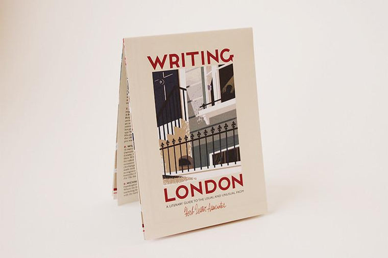 Writing London (2nd Edition). City Guide & Map by Herb Lester. Herb Lester. Compendium Design Store. AfterPay, ZipPay accepted.