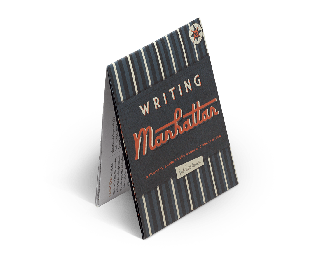 Writing Manhattan (2nd Edition). City Guide & Map by Herb Lester. Herb Lester. Compendium Design Store. AfterPay, ZipPay accepted.