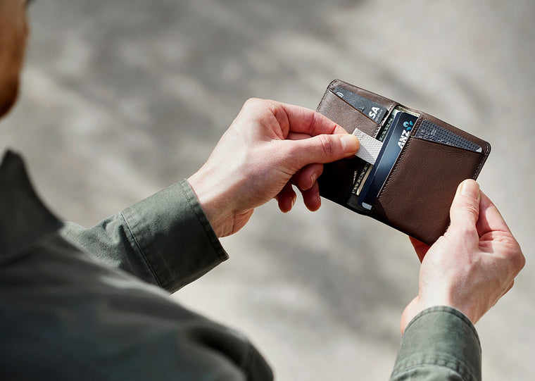 Bellroy Slim Sleeve Premium Edition Wallet