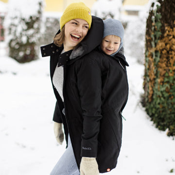 How to keep your baby happy and healthy during winter