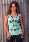 Buck the Rules-Mint Tank  TJ-1828 Jr