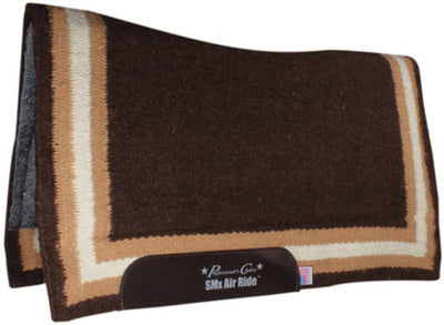 """Border"" Comfort-Fit SMx Heavy Duty Air Ride Saddle Pad"
