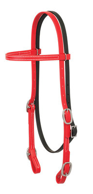 Brahma Soft Grip Webb Headstall