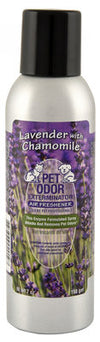 Pet Odor Exterminator Spray, Lavender with Chamomile, 7oz