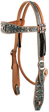 Vintage Cowgirl Browband Headstall