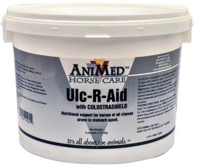 Ulc-R-Aid with COLOSTRASHIELD