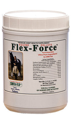 Flex-Force Pellets with HA