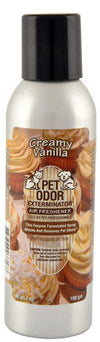 Pet Odor Exterminator Spray, Creamy Vanilla, 7oz