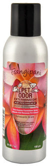 Pet Odor Exterminator Spray, Frangipani