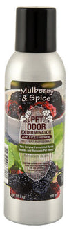 Pet Odor Exterminator Spray, Mulberry Spice