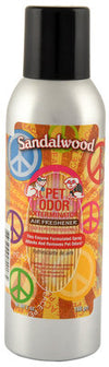 Pet Odor Exterminator Spray, Sandalwood