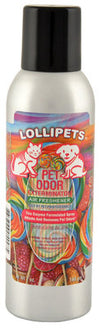 Pet Odor Exterminator Spray, Lollipets