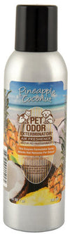 Pet Odor Exterminator Spray, Pineapple Coconut