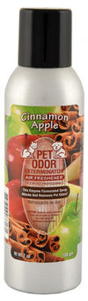 Pet Odor Exterminator Spray, Cinnamon Apple