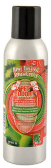 Pet Odor Exterminator Spray, Kiwi Twisted Strawberry
