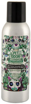 Pet Odor Exterminator Spray, Sugar Skull
