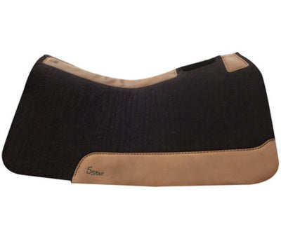 "5 Star Barrel Racer Saddle Pad, 30"" x 38"""