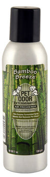 Pet Odor Exterminator Spray, Bamboo Breeze, 7 oz