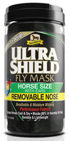 UltraShield Fly Mask with Ears, Removable Nose