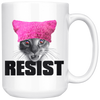 Resist (with Francis Junior, Jr.) 15oz Mug