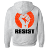 Resist Fist - Hoodies (Zip-up)