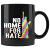 No Home For Hate Coffee Mug