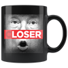 cLOSER Trump (Black Mug)
