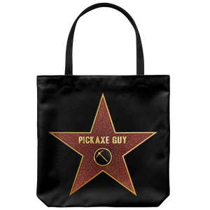 Pickaxe Guy (Hollywood Star) Tote